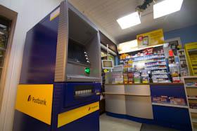 Jetzt können Postbank-Kunden direkt in Harheim an ihr Geld kommen.